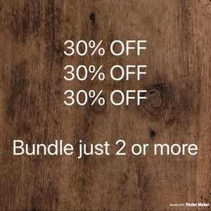 Other - Bundle, offer, counter, buy